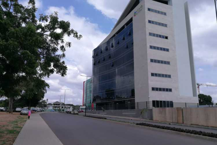 Directional offices - Central Africa